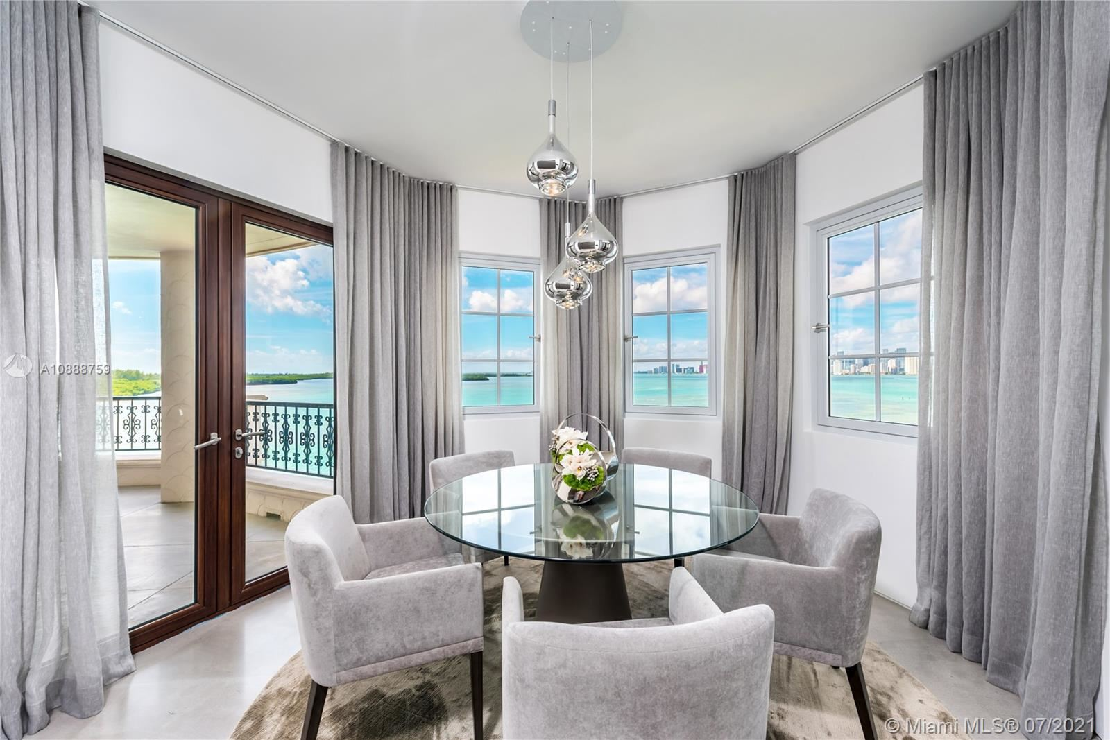 Photo 13 of Listing MLS a10888759 in 5282 Fisher Island Dr #5282 Miami FL 33109