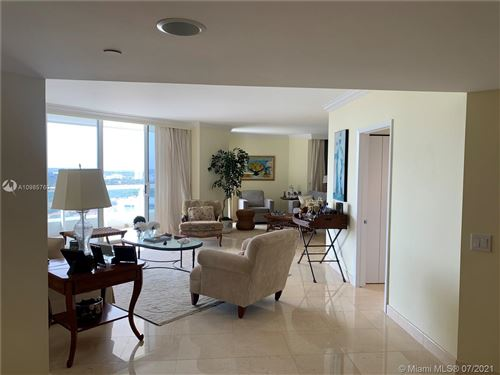 Photo of 21205 YACHT CLUB DR #2308, Aventura, FL 33180 (MLS # A10985760)