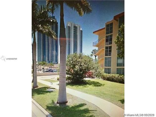Photo of 200 172nd St #404, Sunny Isles Beach, FL 33160 (MLS # A10986760)