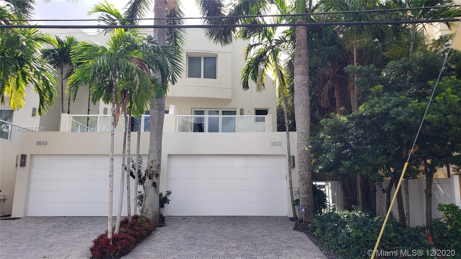1512 SE 12th St #1512, Fort Lauderdale, FL 33316 - #: A10953760