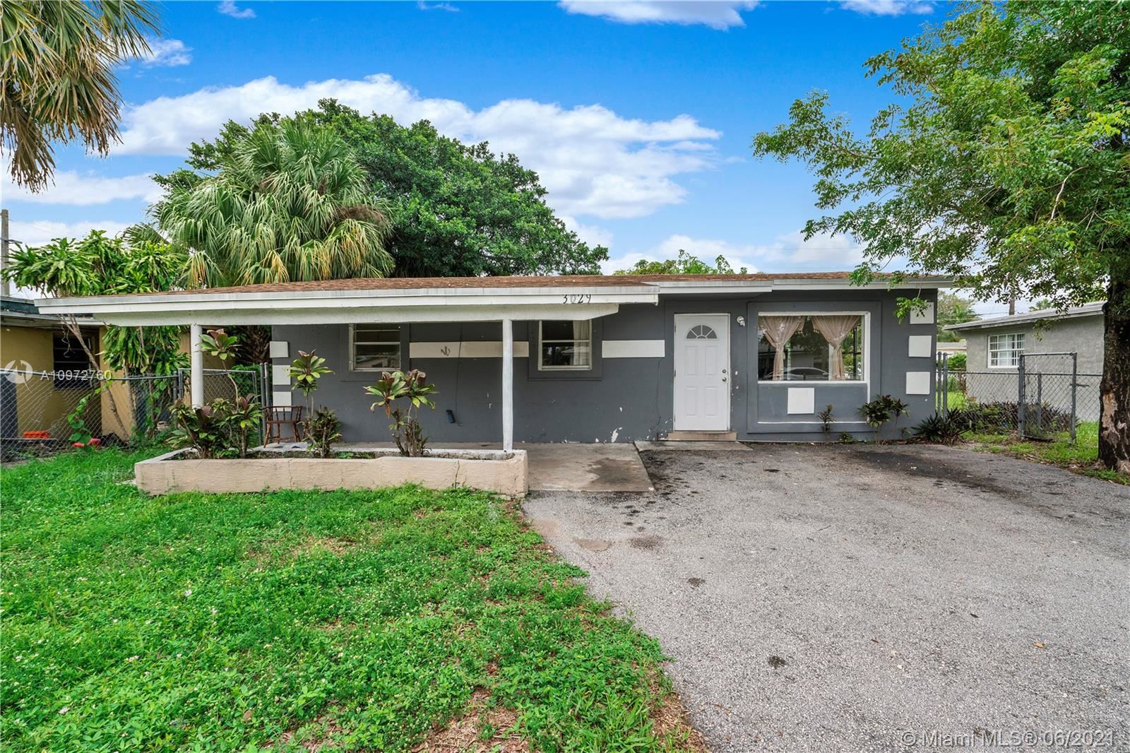 3029 NW 8th Ct, Fort Lauderdale, FL 33311 - #: A10972760