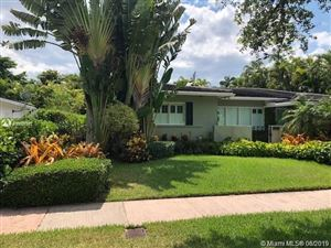 Photo of 5510 San Vicente St, Coral Gables, FL 33146 (MLS # A10709761)