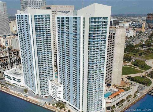 Photo of 335 S Biscayne Blvd #1009, Miami, FL 33131 (MLS # A11018761)