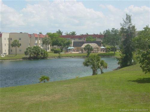 Photo of 2750 W Sunrise Lakes Dr #205, Sunrise, FL 33322 (MLS # A11025761)