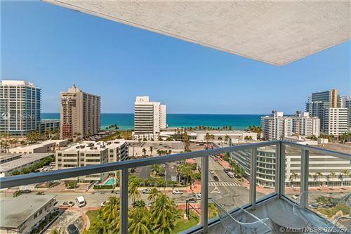 Photo of 6700 Indian Creek Dr #1401, Miami Beach, FL 33141 (MLS # A10884762)