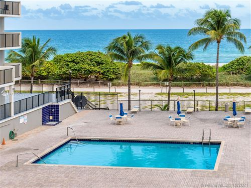 Photo of 9273 Collins Ave #312, Surfside, FL 33154 (MLS # A11106762)