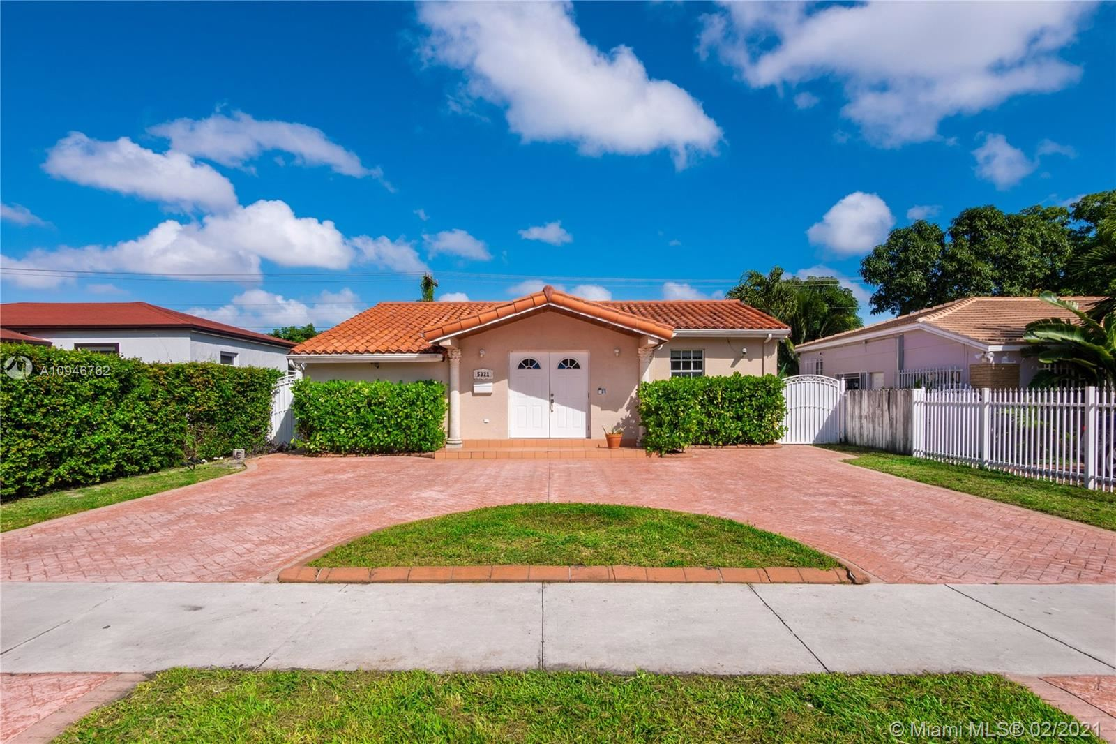 5321 SW 5th St, Miami, FL 33134 - #: A10946762
