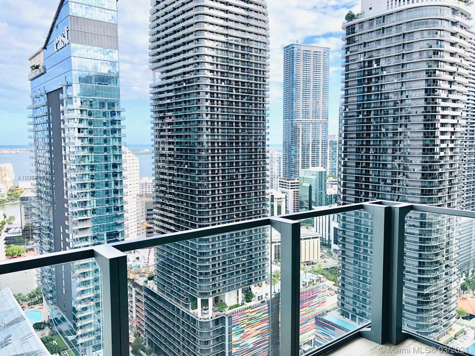 88 SW 7th St #4009, Miami, FL 33130 - #: A10957762