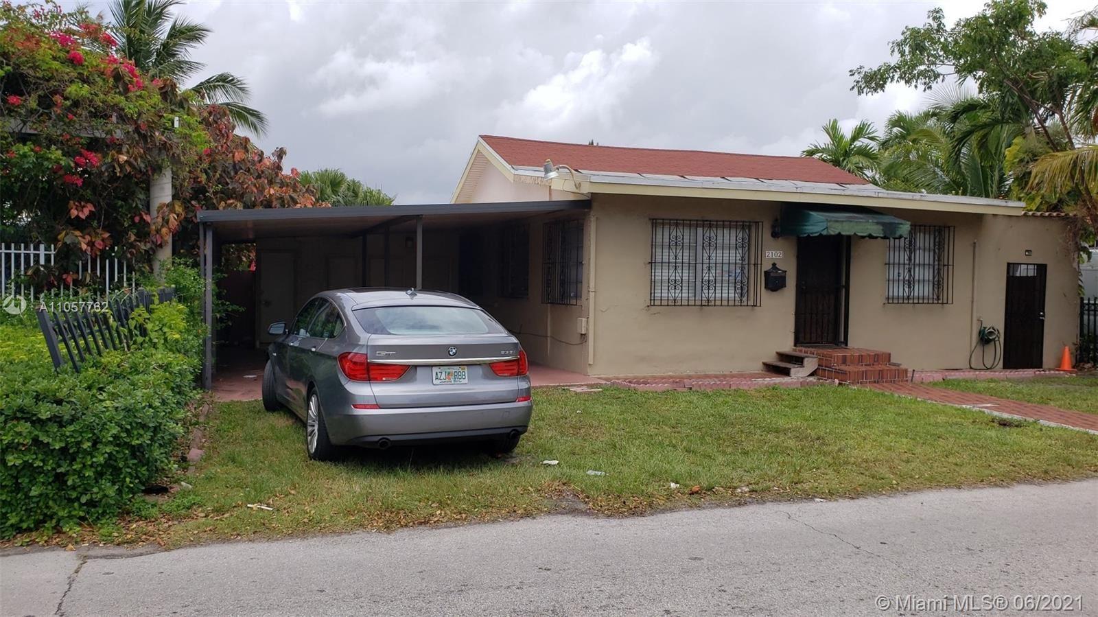 2102 SW 14th Ave, Miami, FL 33145 - #: A11057762