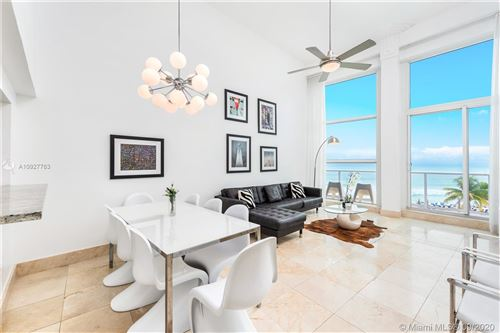 Photo of 5445 Collins Ave #M15, Miami Beach, FL 33140 (MLS # A10927763)