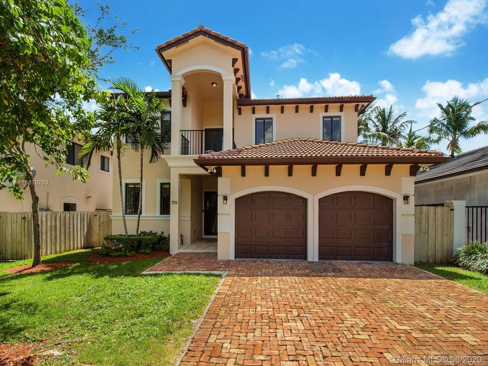 7011 SW 83 Place, Miami, FL 33143 - #: A10870763