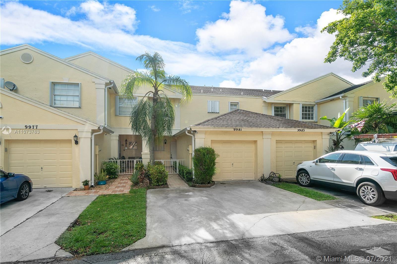 9981 SW 118th Pl, Miami, FL 33186 - #: A11073763