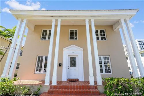 Photo of Listing MLS a10899764 in 233 Madeira Ave Coral Gables FL 33134