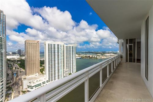Photo of 901 Brickell Key Blvd #3605, Miami, FL 33131 (MLS # A10956764)