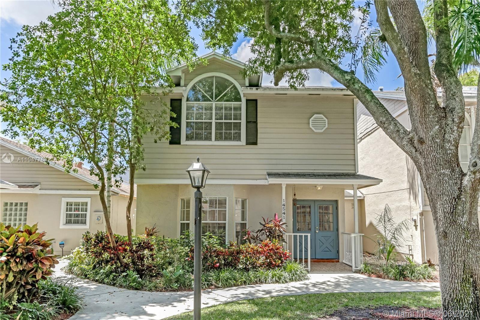 14541 SW 122nd Pl, Miami, FL 33186 - #: A11047764