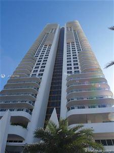 Photo of 6365 COLLINS AV #811, Miami Beach, FL 33141 (MLS # A10357765)
