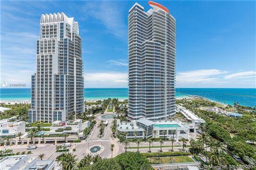 Photo of 100 S Pointe Dr #1003, Miami Beach, FL 33139 (MLS # A10965765)