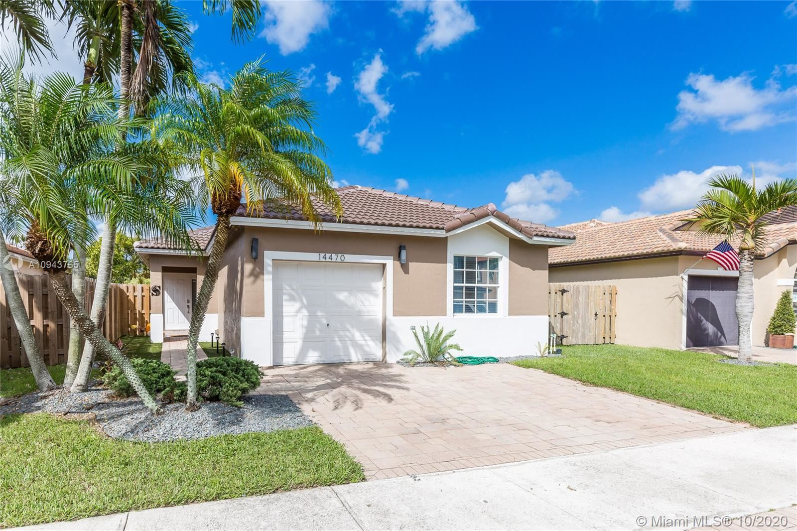 14470 SW 156th Ave, Miami, FL 33196 - #: A10943765