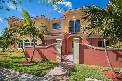 Photo of 3629 NW 30th Ct #3629, Lauderdale Lakes, FL 33311 (MLS # A11101766)