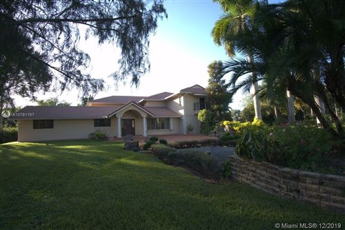Photo of 7011 Holatee Trail, Southwest Ranches, FL 33330 (MLS # A10781767)