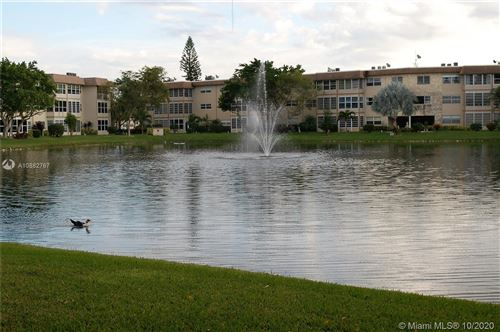 Photo of 5102 NW 36th St #609, Lauderdale Lakes, FL 33319 (MLS # A10882767)