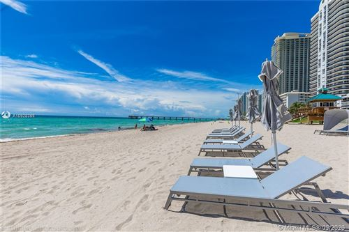 Photo of 16901 Collins Ave #1402, Sunny Isles Beach, FL 33160 (MLS # A10928767)