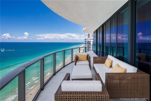Photo of 19575 Collins Ave #21, Sunny Isles Beach, FL 33160 (MLS # A10956767)