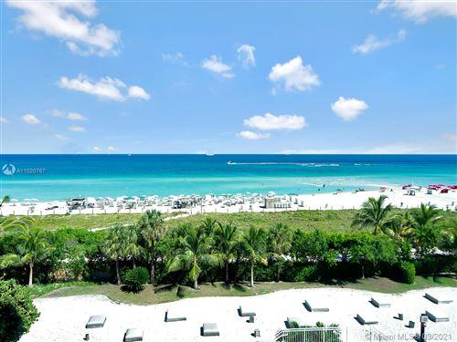 Photo of 2301 Collins Ave #410, Miami Beach, FL 33139 (MLS # A11020767)