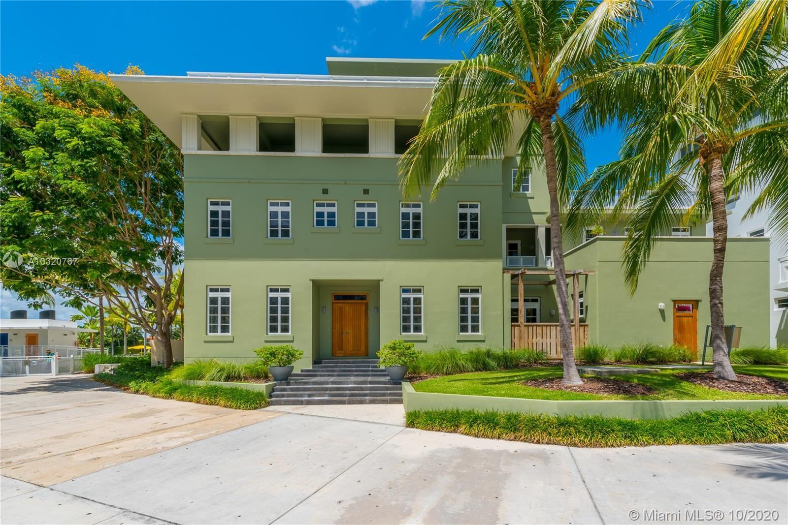 6000 Aqua Path #BLK 10, Miami Beach, FL 33141 - #: A10320767