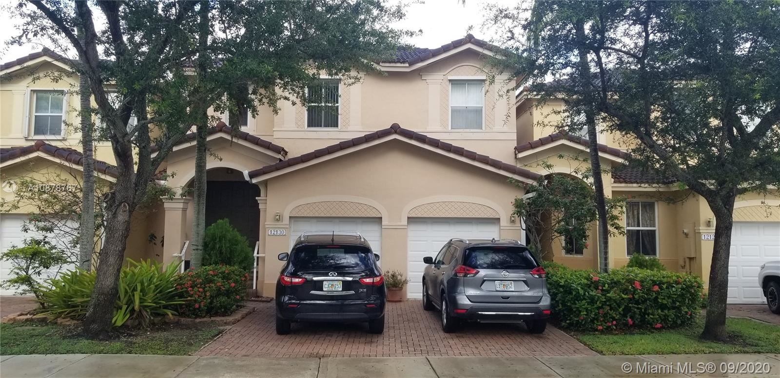12130 SW 122nd Path #12130, Miami, FL 33186 - #: A10878767