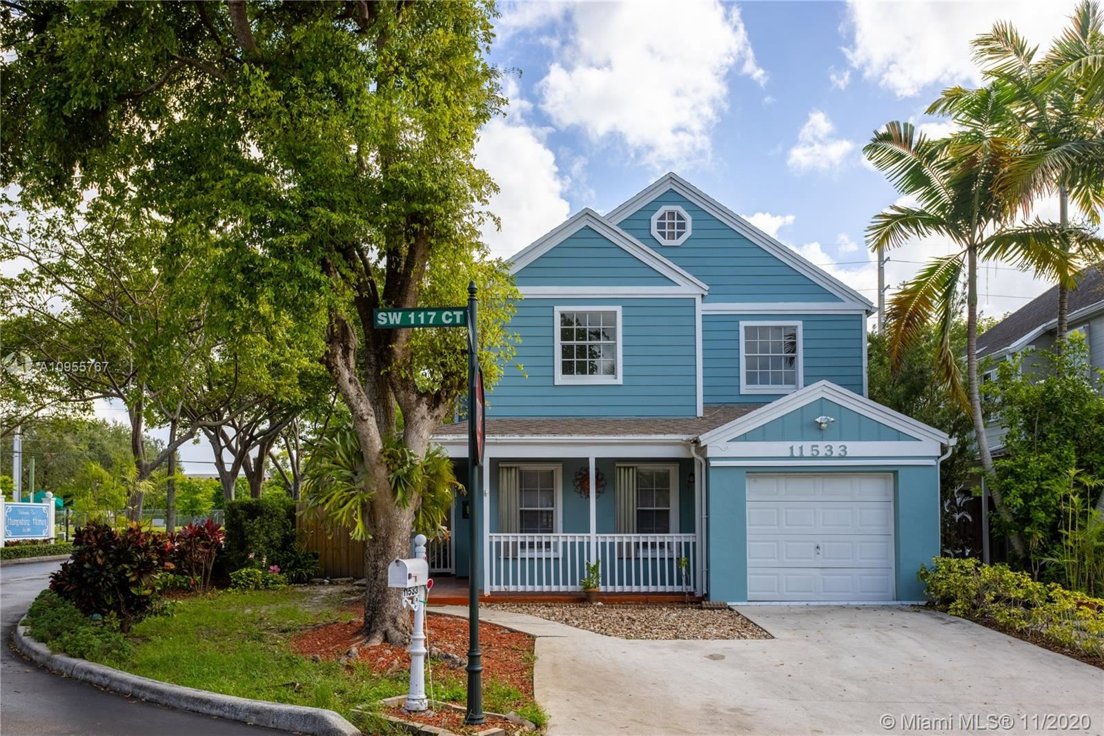 11533 SW 117th Ct, Miami, FL 33186 - #: A10955767