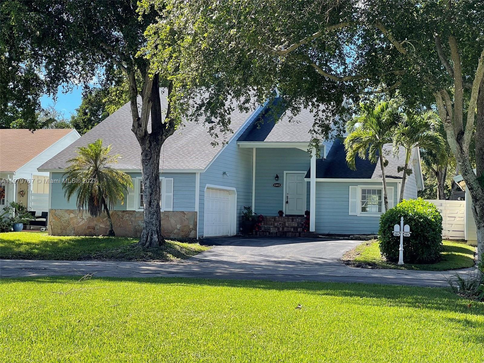 15014 SW 141st Pl, Miami, FL 33186 - #: A11079767