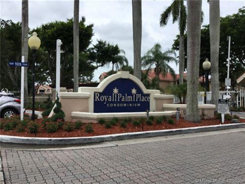 Foto de inmueble con direccion 15780 SW 106th Ter #202 Miami FL 33196 con MLS A10933768