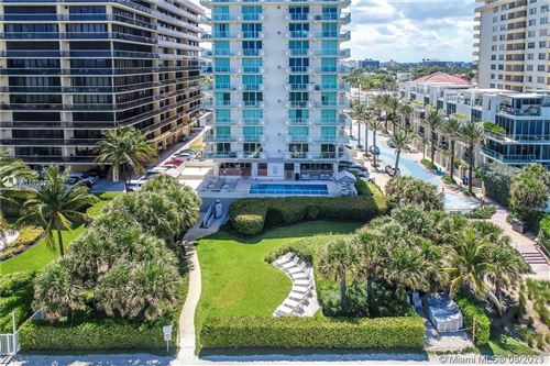 Photo of 9499 Collins Ave #311, Surfside, FL 33154 (MLS # A11091768)
