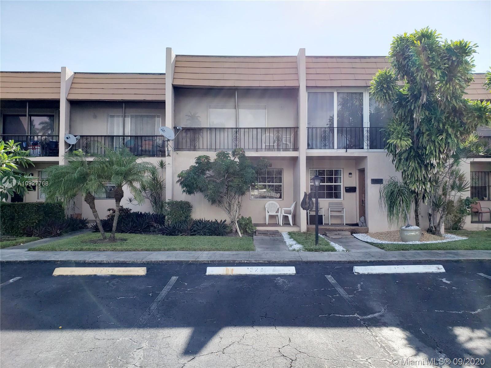 1321 N 15th Ave #25, Hollywood, FL 33020 - #: A10927768