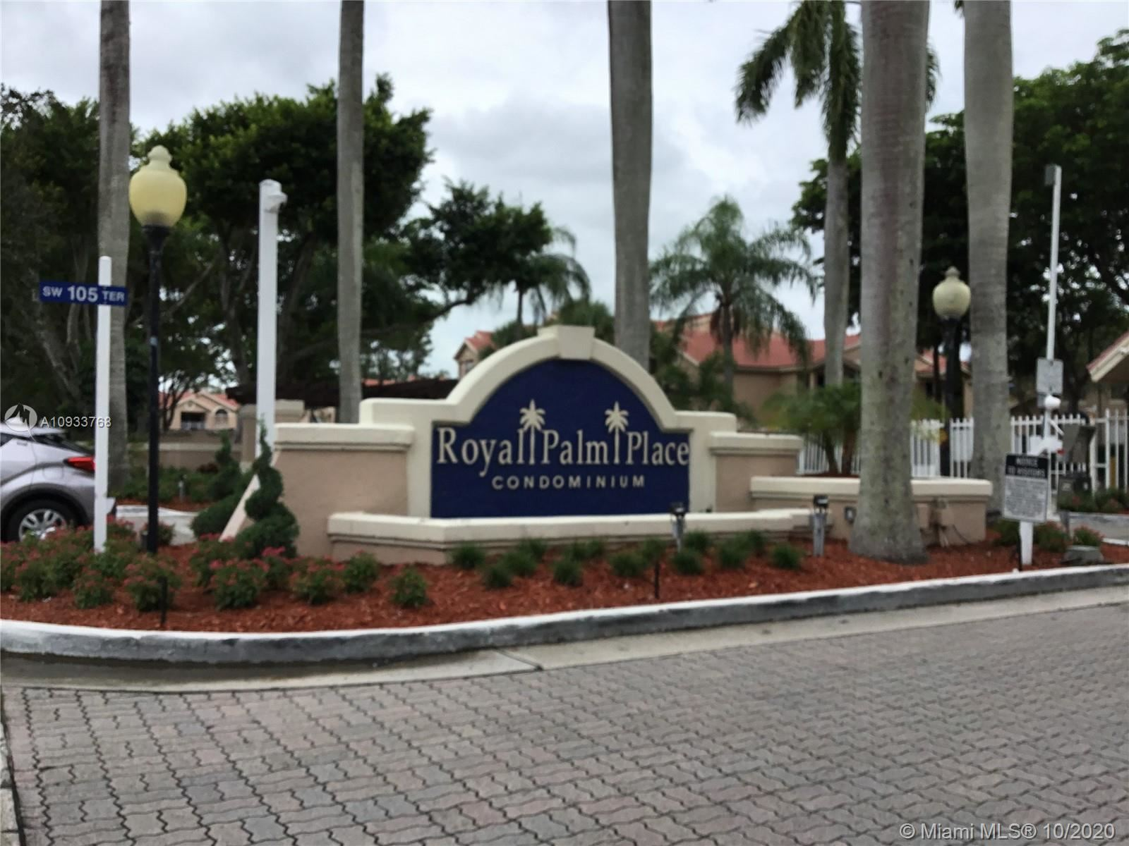 15780 SW 106th Ter #202, Miami, FL 33196 - #: A10933768