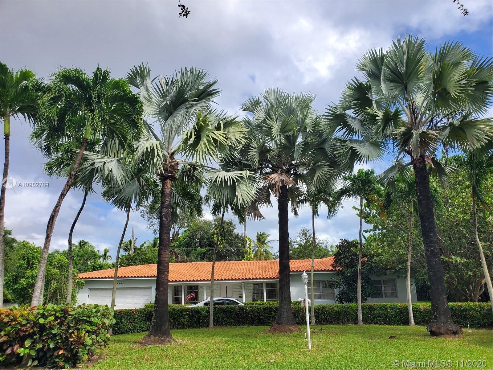 5801 Maynada St, Coral Gables, FL 33146 - #: A10952768