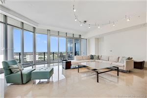 Photo of 3535 S Ocean Dr #2705, Hollywood, FL 33019 (MLS # A10645769)