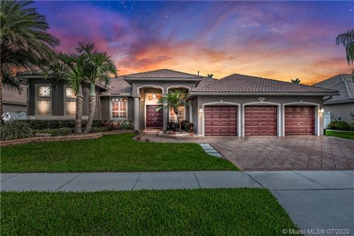 Photo of Listing MLS a10885769 in 13718 NW 18th St Pembroke Pines FL 33028