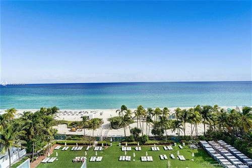 Photo of 4391 COLLINS AVE #712, Miami Beach, FL 33140 (MLS # A10946769)