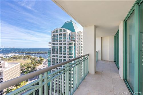 Photo of 3350 SW 27th Ave #1801, Coconut Grove, FL 33133 (MLS # A11033769)