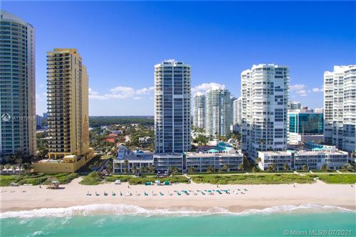 Photo of 16425 Collins Ave #912, Sunny Isles Beach, FL 33160 (MLS # A11070769)