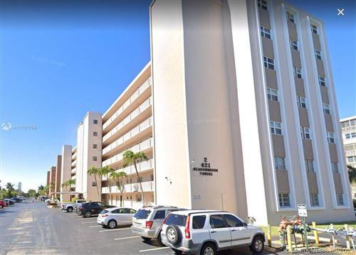 Photo of 421 NE 14th Ave #604, Hallandale Beach, FL 33009 (MLS # A11101769)