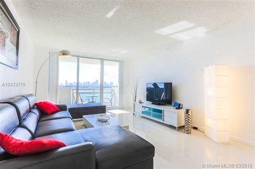 Photo of 1500 Bay Rd #820S, Miami Beach, FL 33139 (MLS # A10433770)