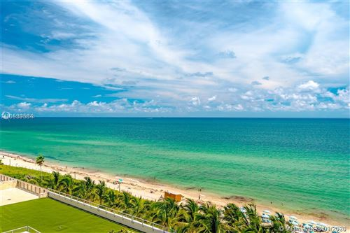 Photo of Listing MLS a10576770 in 6801 Collins Ave #909 Miami Beach FL 33141