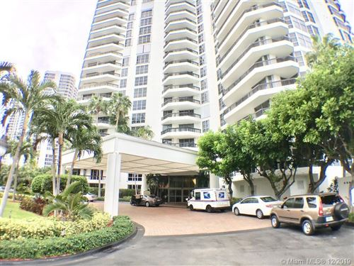 Photo of 3500 Mystic Pointe Dr #1002, Aventura, FL 33180 (MLS # A10788770)