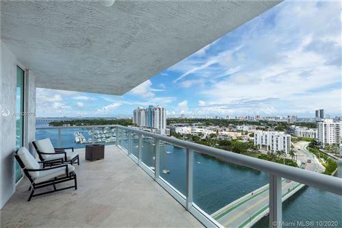 Photo of 10 E Venetian Way #1704, Miami Beach, FL 33139 (MLS # A10920770)