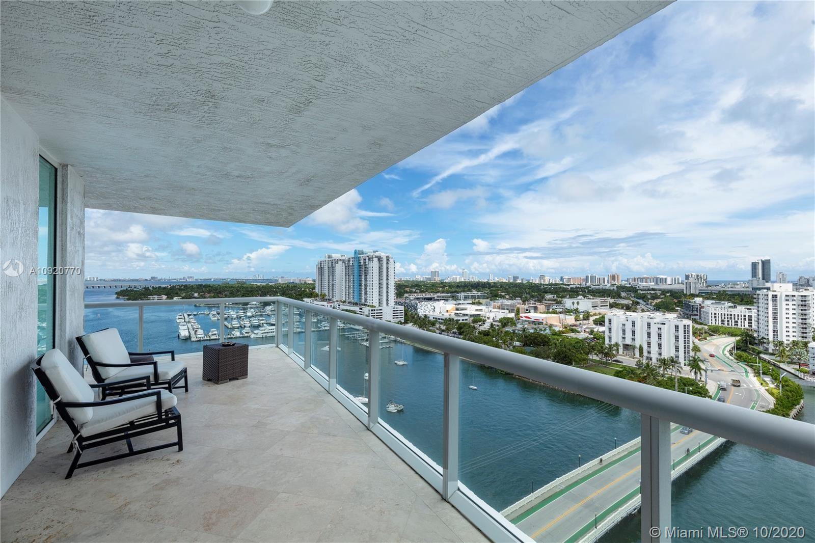 10 E Venetian Way #1704, Miami Beach, FL 33139 - #: A10920770