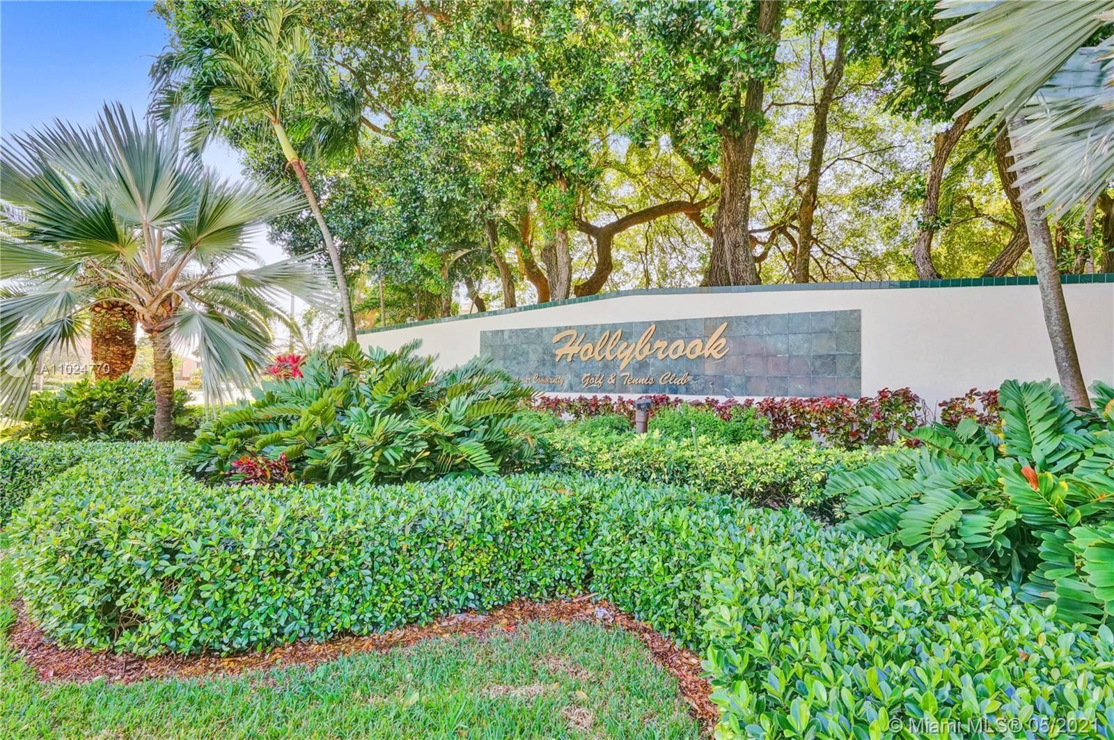 8990 S Hollybrook Blvd #308, Pembroke Pines, FL 33025 - #: A11024770