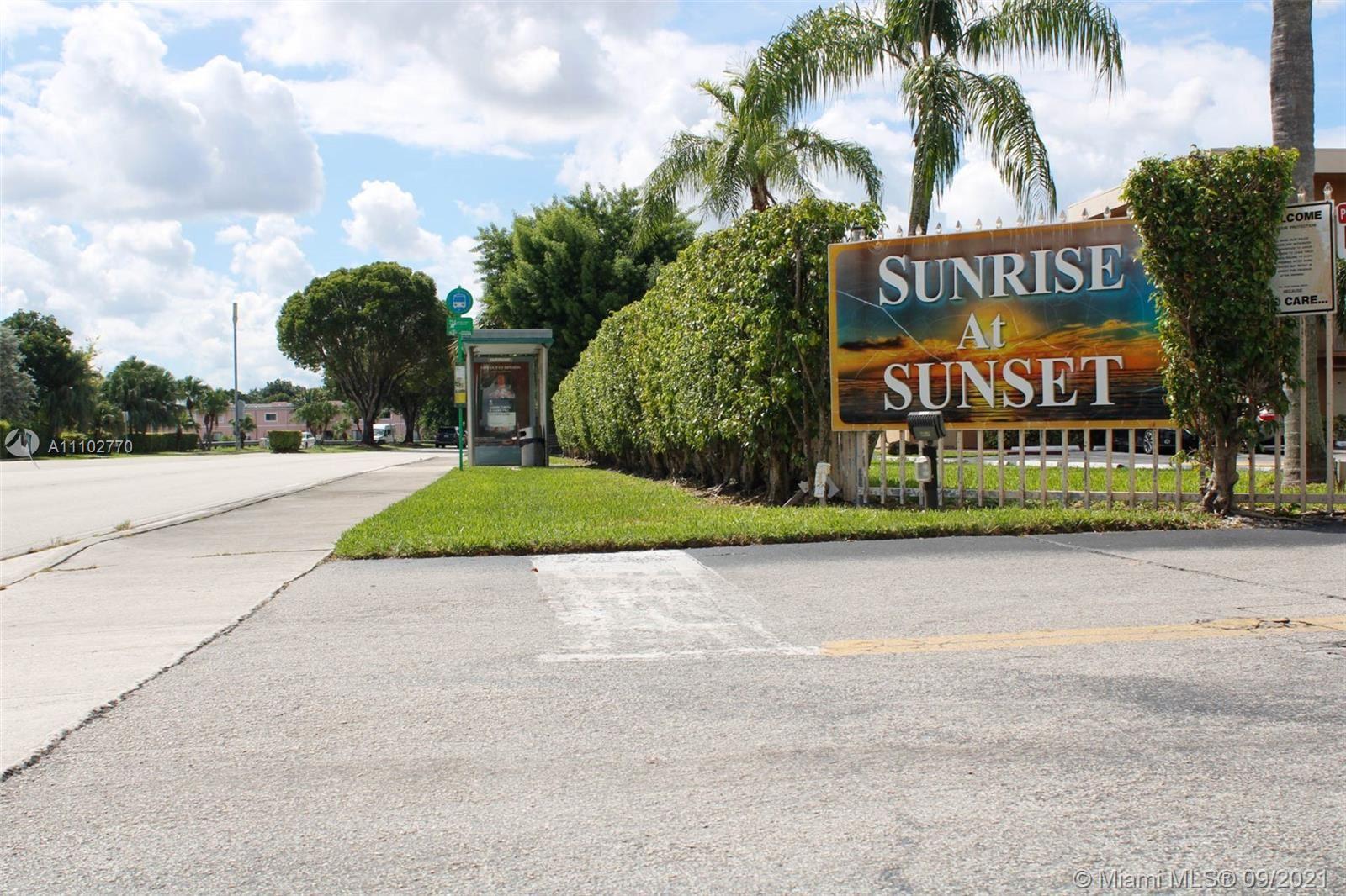7510 SW 152nd Ave #A103, Miami, FL 33193 - #: A11102770